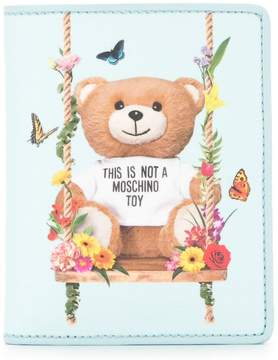 Moschino Toy Bear wallet