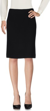Edward Achour Knee length skirts