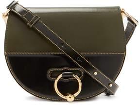 J.W.Anderson Latch leather cross-body bag