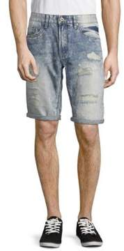 Buffalo David Bitton Distressed Denim Shorts