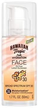 Hawaiian Tropic Silk Hydration Sunscreen Face Lotion - SPF 30 - 1.7oz