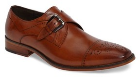 Stacy Adams Men's Kimball Monk Strap Shoe