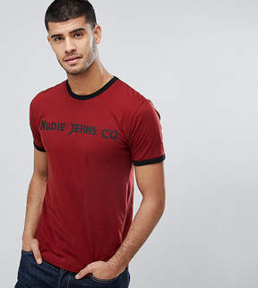 Nudie Jeans Kurt Logo T-Shirt