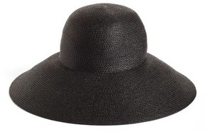 Eric Javits Women's Bella Squishee Sun Hat - Black