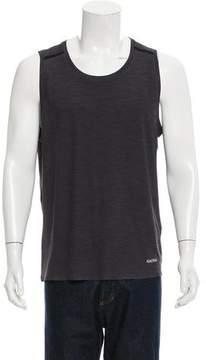 Isaora Sleeveless Perforated T-Shirt