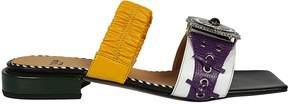 Toga Pulla Embellished Sliders