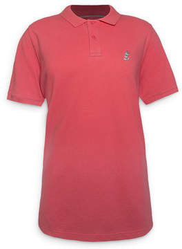 Disney Mickey Mouse Relaxed Fit Polo for Men - Coral