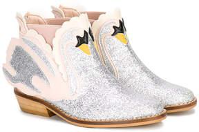 Stella McCartney Lily Swan boots