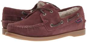 Sebago Dockside Shearling Women's Shoes