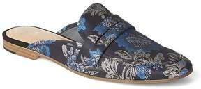Gap Floral loafer mules