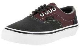 Vans Kids Era (sde & Lthr) Skate Shoe.