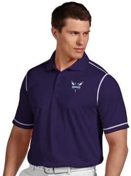 Antigua Men's Charlotte Hornets Icon Polo