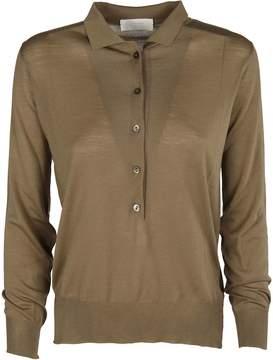 Zanone Buttoned Sweater