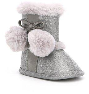 MICHAEL Michael Kors Girls Baby Tatter Crib Shoes