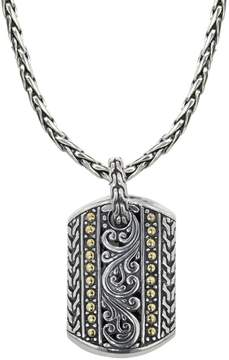 Effy Jewelry Effy 925 Gold and Sterling Silver Pendant