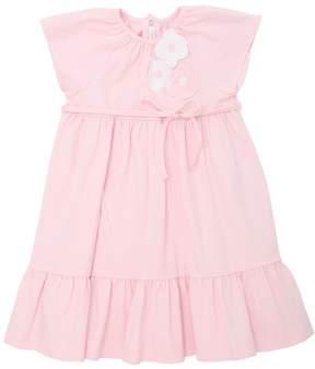 Il Gufo Cotton Jersey Dress
