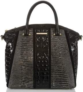 Brahmin Boreal Collection Large Duxbury Satchel