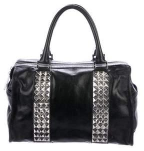 Tory Burch Studded Bowler Bag