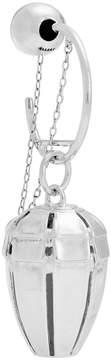 Ellery Fonda single hoop earring