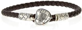 Bottega Veneta Intrecciato leather bracelet