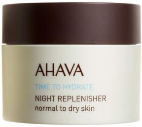 Ahava Night Replenisher Normal to Dry