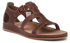 Chaco Aubrey Strappy Leather Sandal