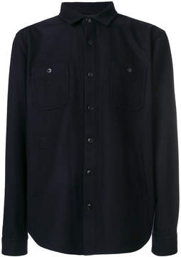 Edwin classic shirt jacket