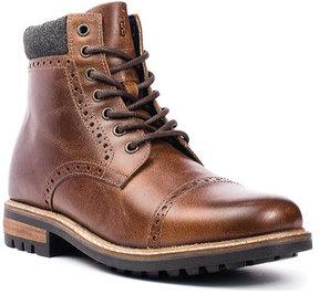 Crevo Men's Quebec Cap Toe Boot