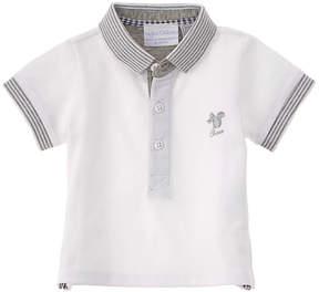 Chicco Boys' White Polo Shirt
