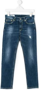 Dondup Kids long leg jeans