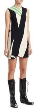 Calvin Klein Striped Shift Dress