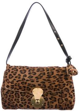 Ralph Lauren Ponyhair Ricky Shoulder Bag