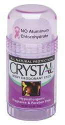 Smallflower Crystal Deo Stick by Crystal Body Deodorant (4.25oz Stick)