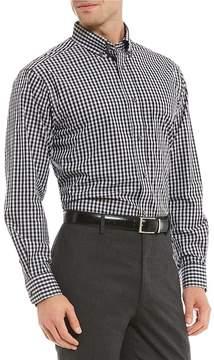 Daniel Cremieux Signature Gingham Long-Sleeve Woven Shirt