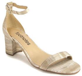 Footnotes Lisa - Printed Sandal