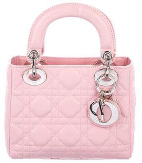 Christian Dior Mini Lady Dior Bag