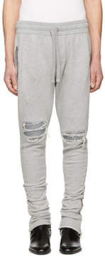 Amiri Grey MX 1 Lounge Pants