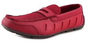 Alfani Austin Round Toe Synthetic Loafer.
