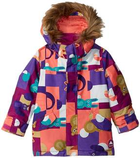 Burton Aubrey Jacket Girl's Coat
