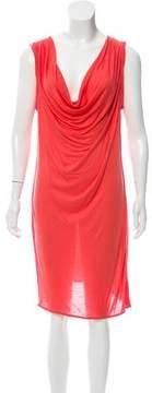 Edun Draped Sleeveless Dress