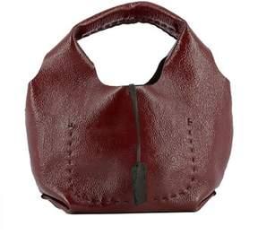 Henry Beguelin Women's Red Leather Handbag.