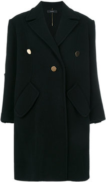 Ellery tailored fitted coat
