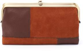 Hobo Lauren Patchwork Leather Clutch Wallet