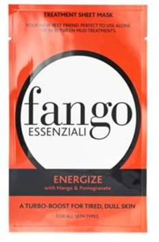 Borghese Fango Essenziali Treatment Sheet Mask , Energize.