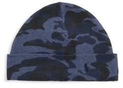 Polo Ralph Lauren Camouflage Cotton Beanie