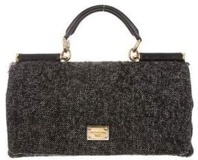 Dolce & Gabbana Miss Sicily Bag - BLACK - STYLE