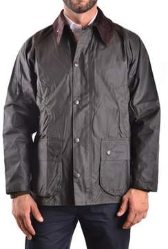 Barbour Men's Green Polyester Outerwear Jacket.