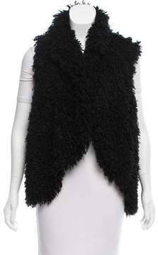 Kimberly Ovitz Textured Oversize Vest