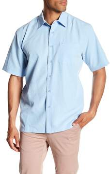 Quiksilver Waterman Collection Centinela Short Sleeve Comfort Fit Shirt