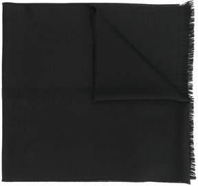 Emporio Armani wrap scarf